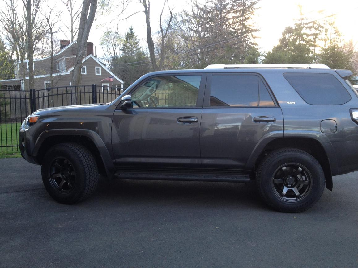 Eighteens Fn Wheels Bfd Toyota 4runner Forum Largest